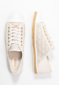 MICHAEL Michael Kors - KRISTY - Espadrilles - optic/ivory - 3