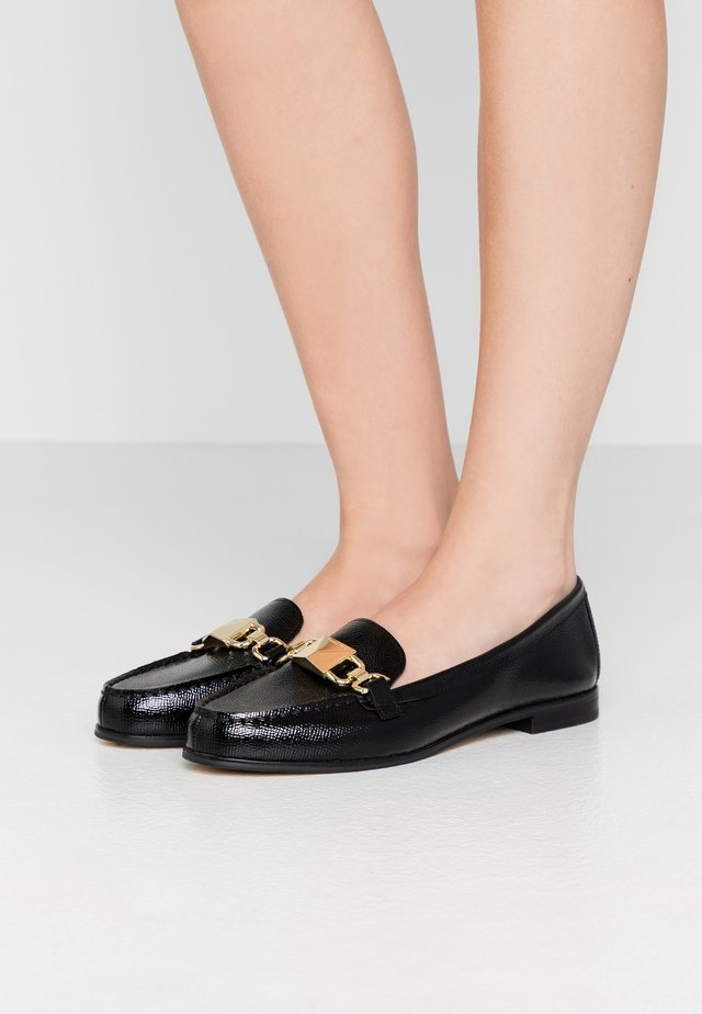 EMILY LOAFER - Loafers - black