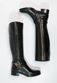 MICHAEL Michael Kors - FULTON HARNESS - Boots - black - 3