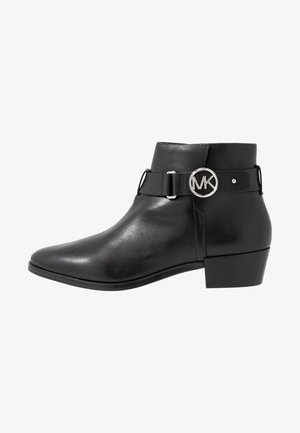 HARLAND - Korte laarzen - black