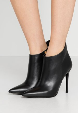 ANTONIA - Bottines à talons hauts - black