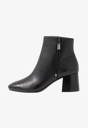 ALANE FLEX BOOTIE - Korte laarzen - black