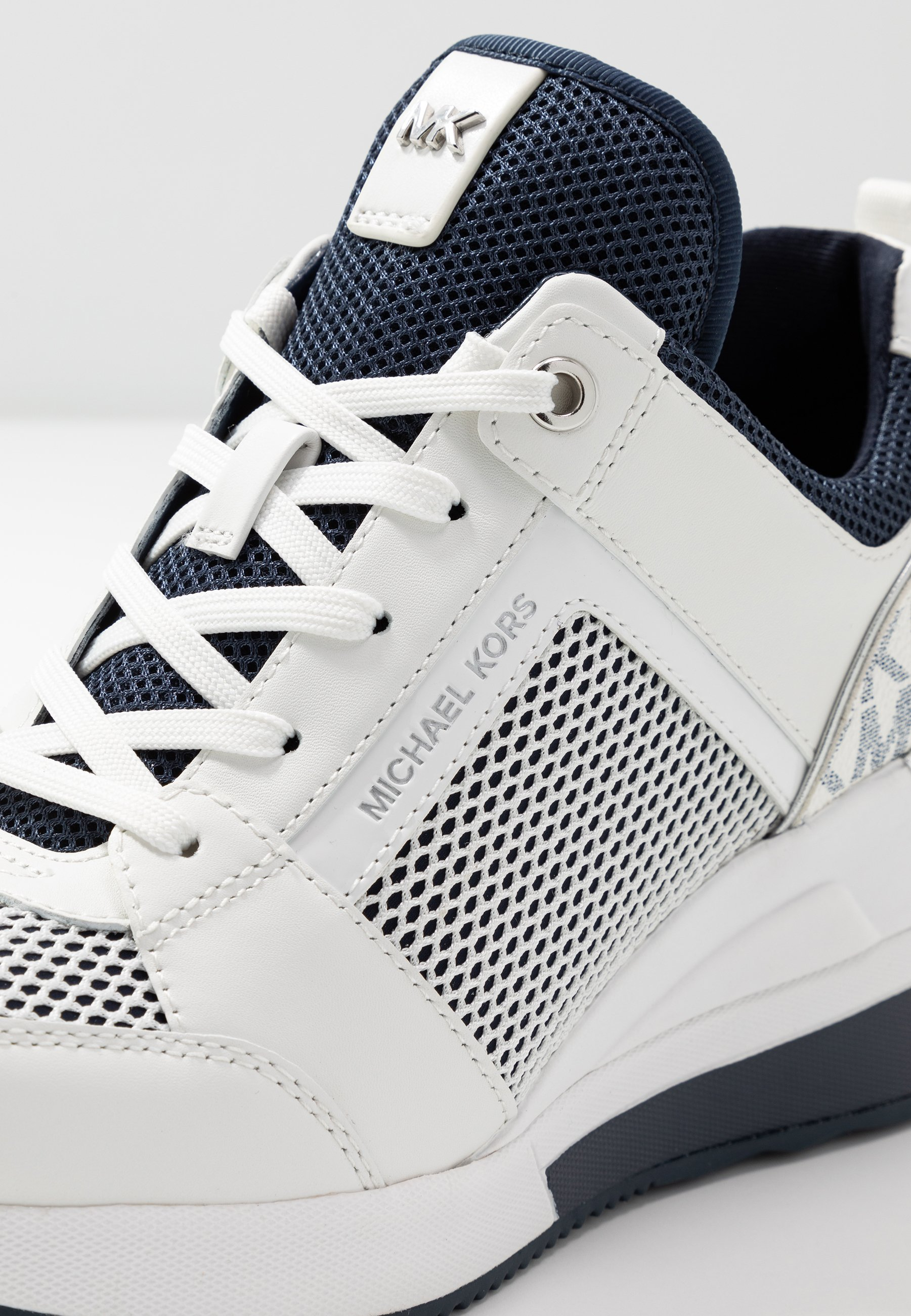 Michael Kors Exclusive Georgie Trainer - Joggesko White/navy