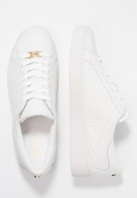 MICHAEL Michael Kors - COLBY - Sneakersy niskie - optic white - 3