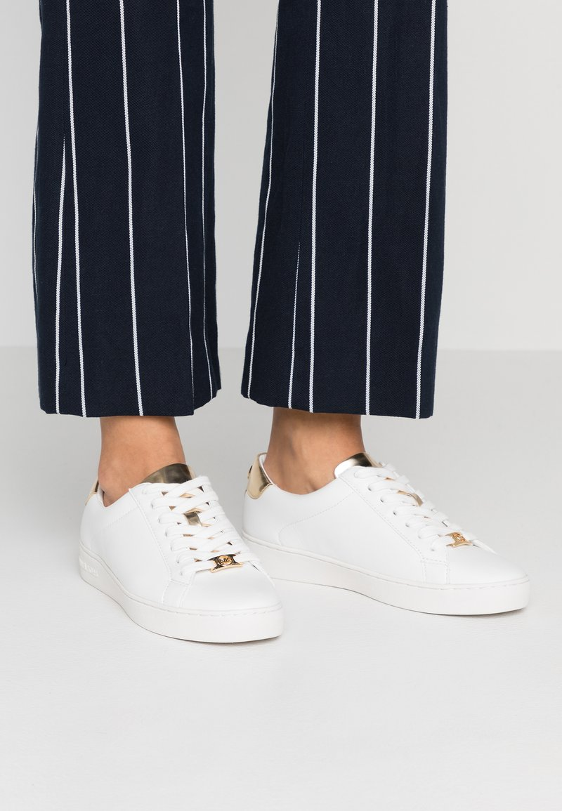 MICHAEL Michael Kors - IRVING - Sneakers basse - white