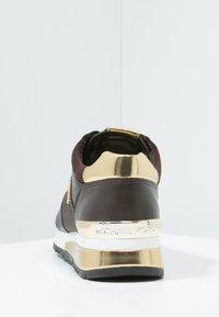 MICHAEL Michael Kors - ALLIE - Sneakers - brown - 4
