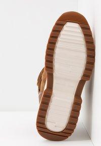 MICHAEL Michael Kors - CASSIA BOOTIE - Botines con plataforma - amber/multicolour - 6