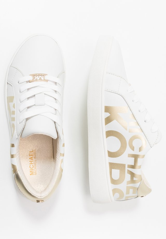ZIA JEM AITANA - Zapatillas - white/gold