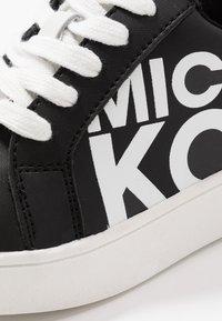 MICHAEL Michael Kors - ZIA JEM AITANA - Tenisky - black - 2