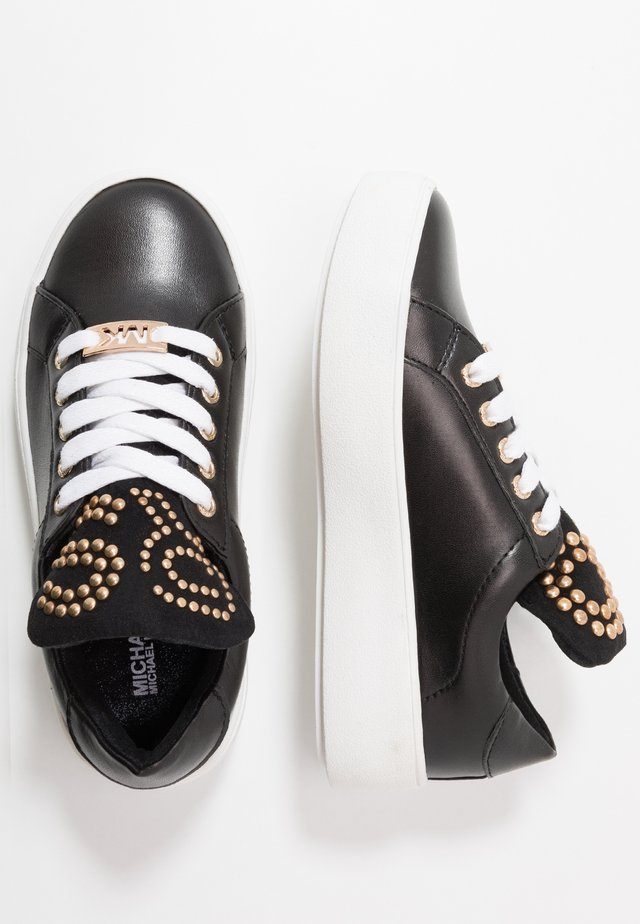 ZIA MAVEN DOTTIE - Zapatillas - black