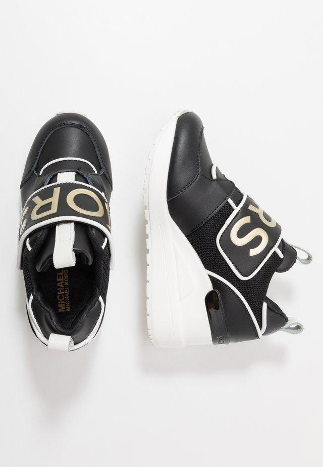 ZIA NEO DEBO - Sneakers basse - black