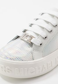 MICHAEL Michael Kors - ZIA LEMON JAYANA - Baskets basses - silver metallic - 2