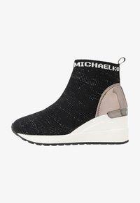 MICHAEL Michael Kors - ZIA NEO ORA - Zapatillas altas - black - 1
