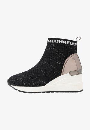 ZIA NEO ORA - Sneakers hoog - black