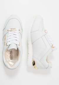 MICHAEL Michael Kors - ZIA ALLIE ALICE - Sneakersy niskie - white - 0