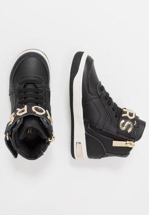 ZIA TATUM EDYN - Höga sneakers - black