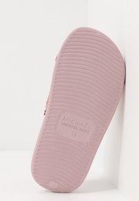 MICHAEL Michael Kors - ZIA JETT UNIQUE - Mules - pink - 5