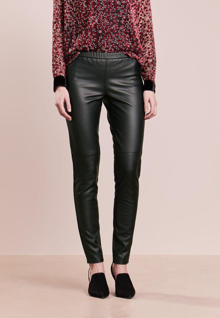 MICHAEL Michael Kors - Spodnie materiałowe - black