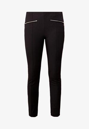 HUTTON PANT - Pantalones - black