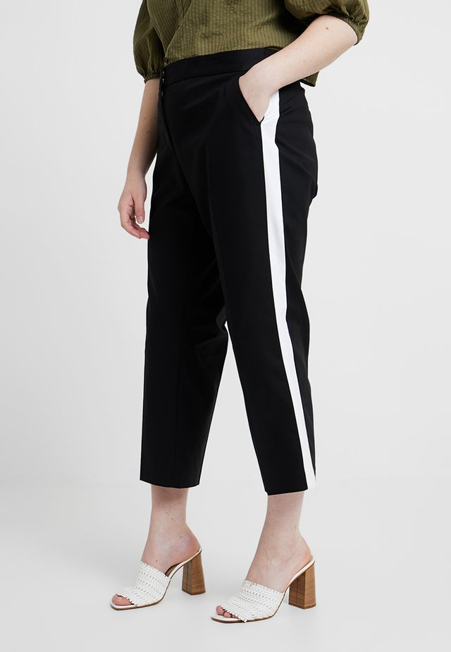 PLUS TRACK - Broek - black