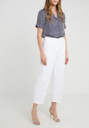 STRAIGHT - Pantalon classique - white