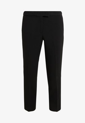 NEW CROPPPED - Pantalon classique - black