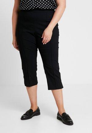 CAPRI PULL ON PANT - Short - black