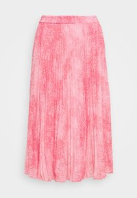 MICHAEL Michael Kors - PLEATED SKIRT - A-snit nederdel/ A-formede nederdele - geranium - 5