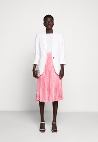 MICHAEL Michael Kors - PLEATED SKIRT - A-snit nederdel/ A-formede nederdele - geranium - 1