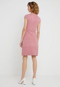 MICHAEL Michael Kors - FLAR DRESS - Strikket kjole - dusty rose - 2