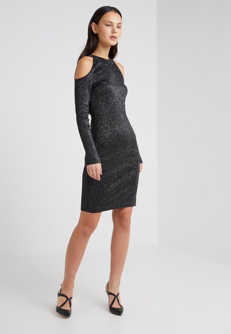 MICHAEL Michael Kors - Jumper dress - black/silver