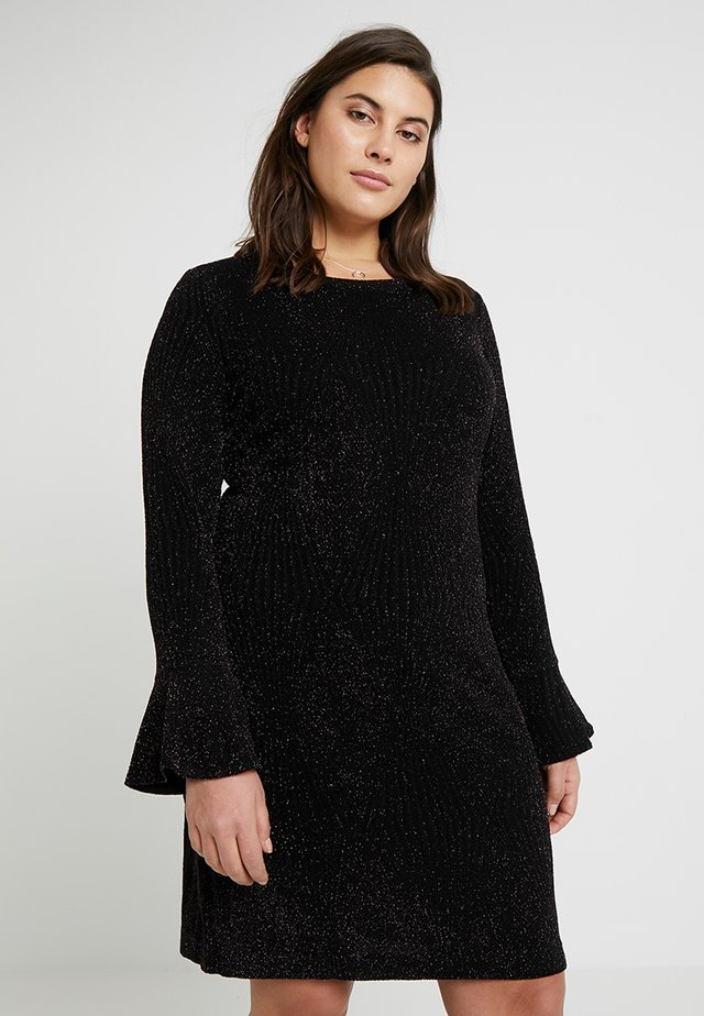 BODYCON - Vestido de tubo - black