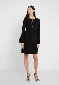 MICHAEL Michael Kors - DRESS - Vestito estivo - black - 0