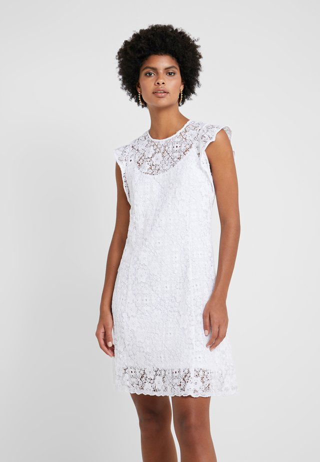 ORNATE DRESS - Vestito estivo - white