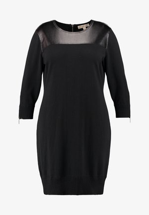 3/4 DRSS - Abito in maglia - black
