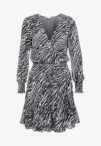 MICHAEL Michael Kors - SAFARI DRESS - Vestido informal - gunmetal - 3