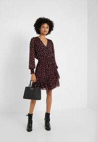MICHAEL Michael Kors - DRESS - Vardagsklänning - berry - 1