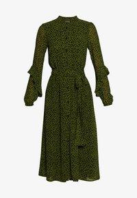 MICHAEL Michael Kors - DRESS - Day dress - black/evergreen - 3