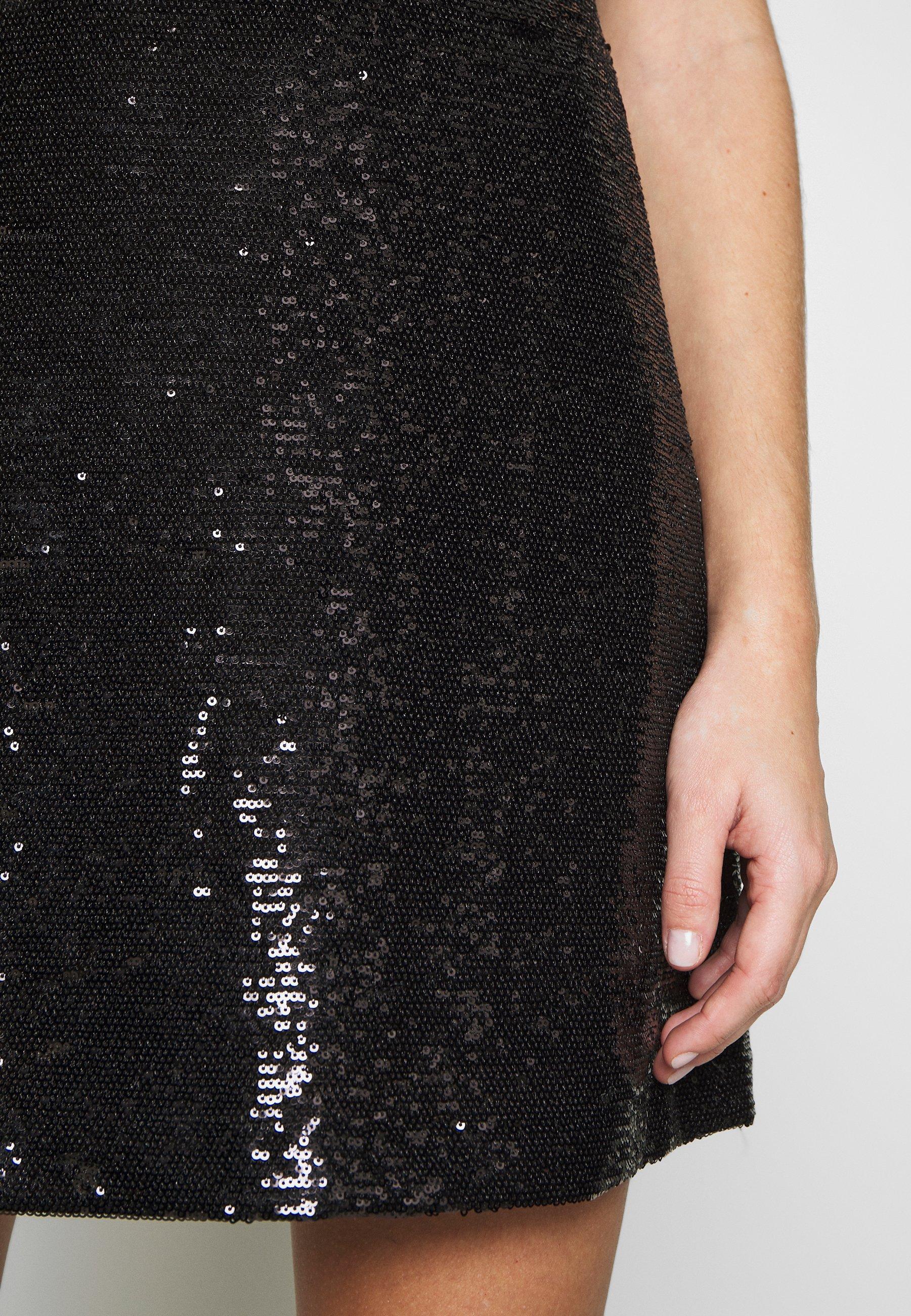 Michael Kors Sequin Dress - Cocktailklänning Black