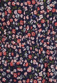 MICHAEL Michael Kors - SLEEVE DRESS - Košilové šaty - coral/peach - 6