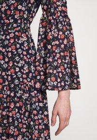 MICHAEL Michael Kors - SLEEVE DRESS - Košilové šaty - coral/peach - 8