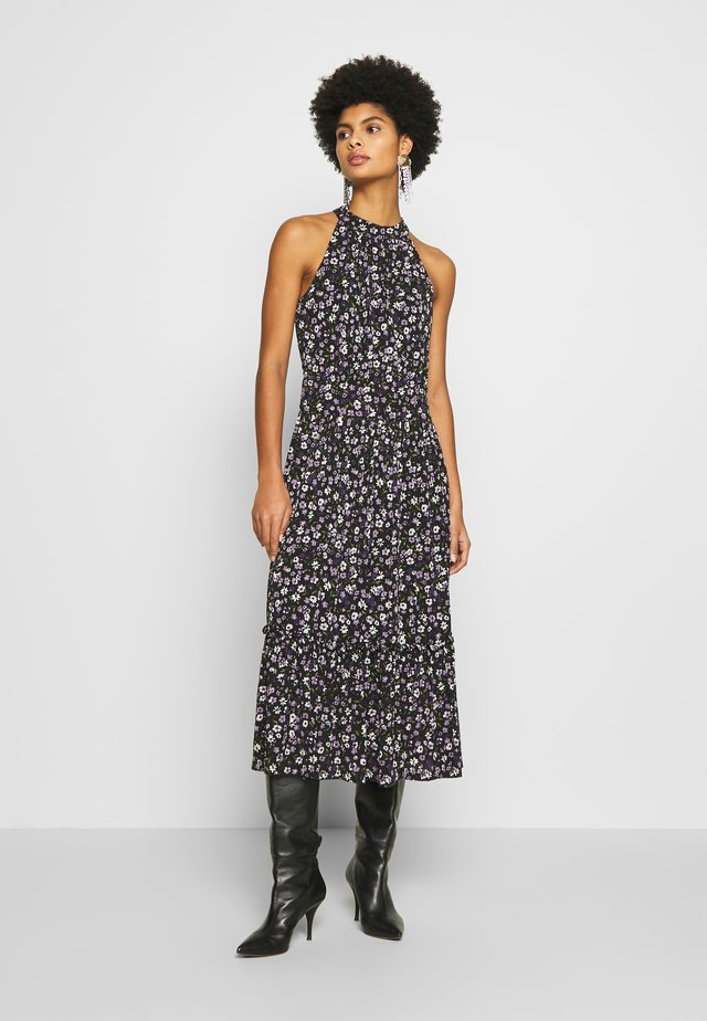 GARDEN PATCH TIER MIDI - Day dress - orchid haze