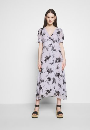 MIDI - Day dress - lavender mist