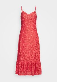 MICHAEL Michael Kors - FLORAL DRESS - Vestito elegante - coral peach - 7