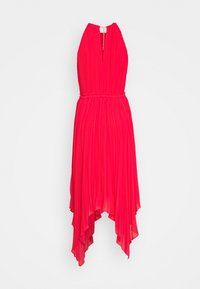 MICHAEL Michael Kors - PLEATED HALTER DRESS - Cocktail dress / Party dress - geranium - 1