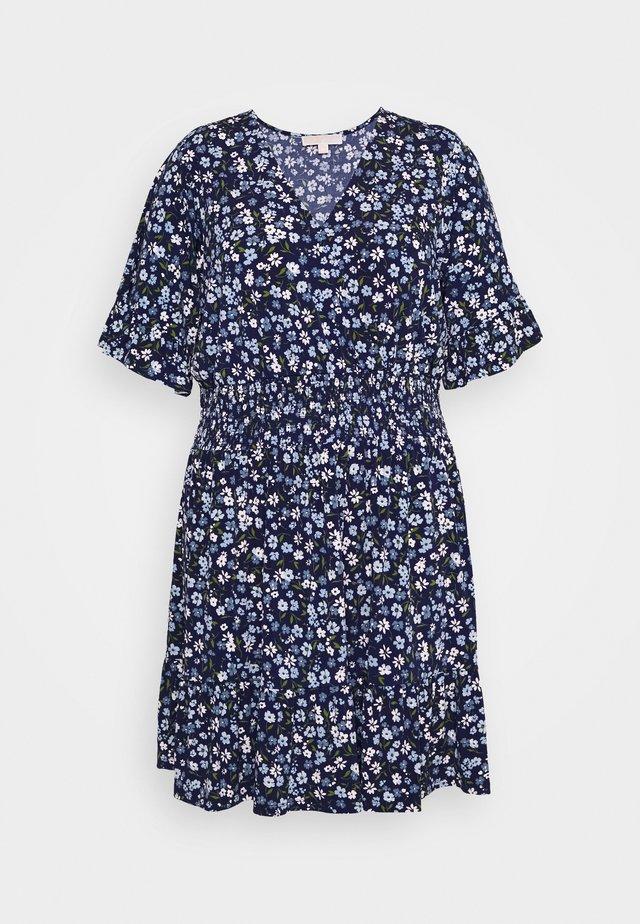 Jerseyklänning - chambray