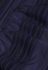 MICHAEL Michael Kors - MIX DRESS - Sukienka letnia - true navy - 2