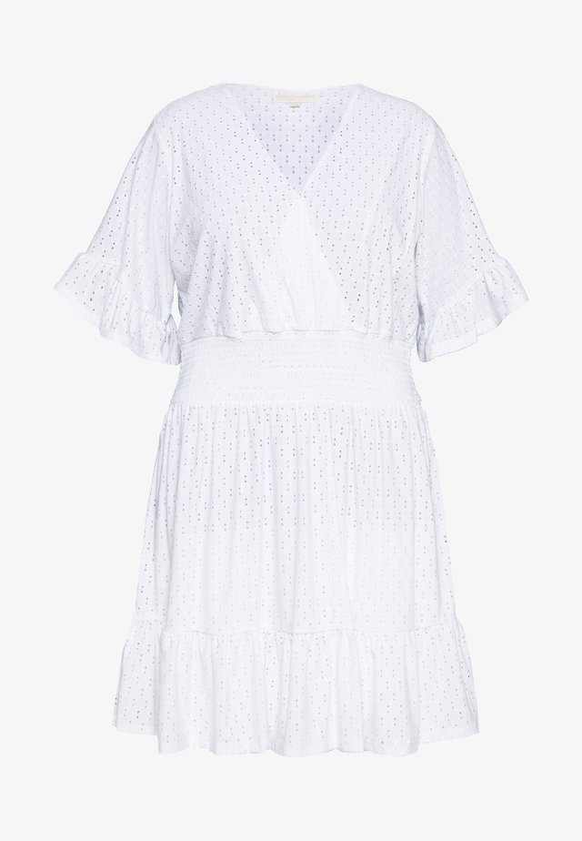 DOLMON - Vestido informal - white