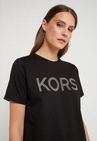 MICHAEL Michael Kors - EASY  - Print T-shirt - black - 4