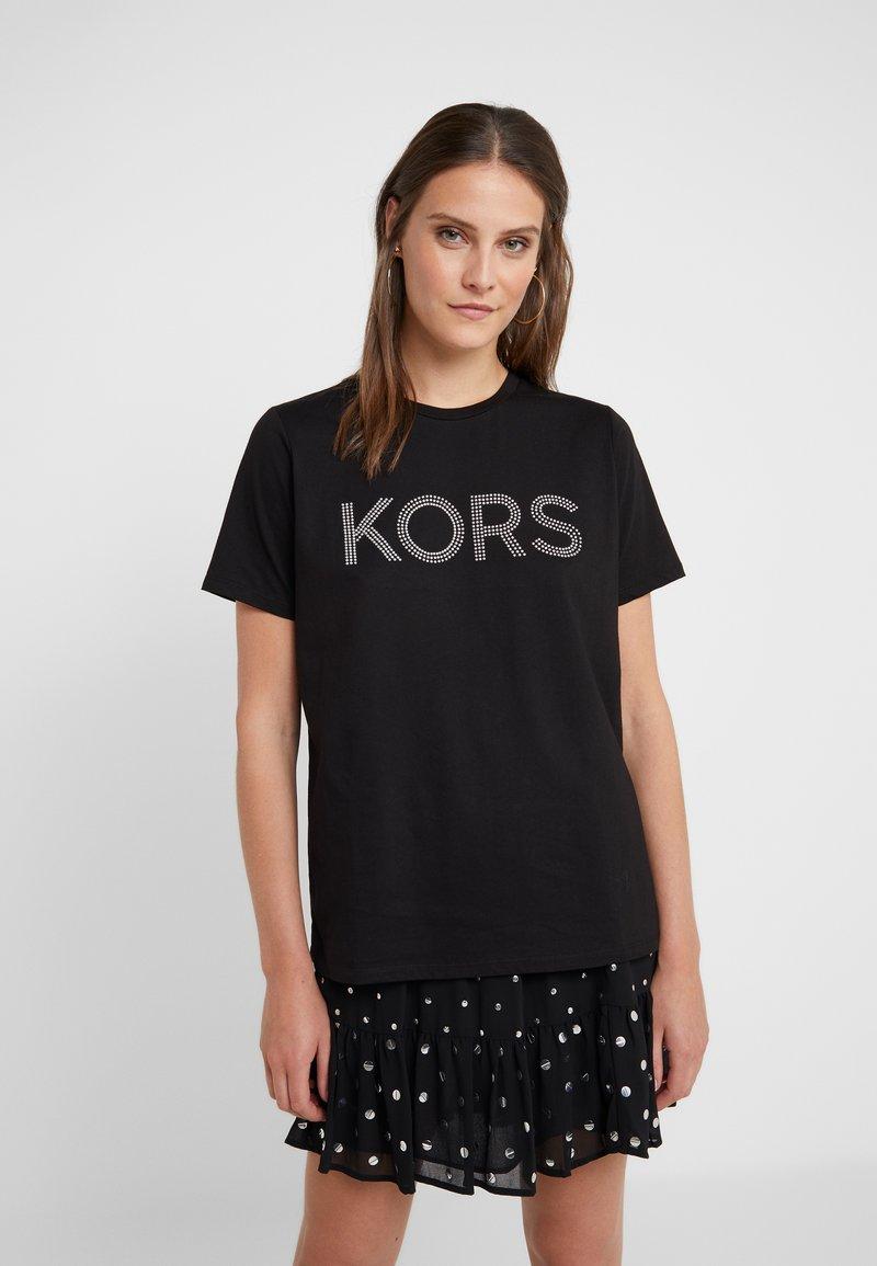 MICHAEL Michael Kors - EASY  - T-shirt imprimé - black